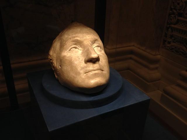 George Washington Death Mask Flickr Photo Sharing