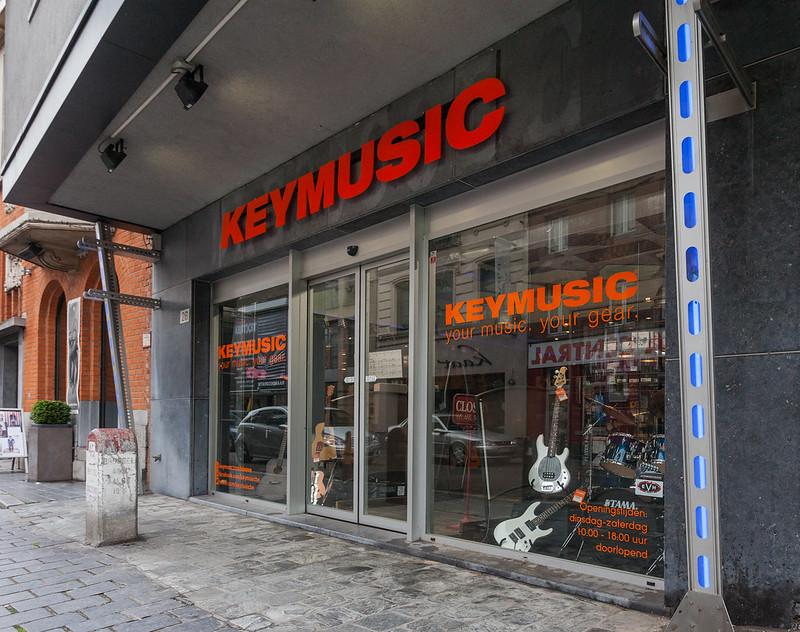 KEYMUSIC Ninove
