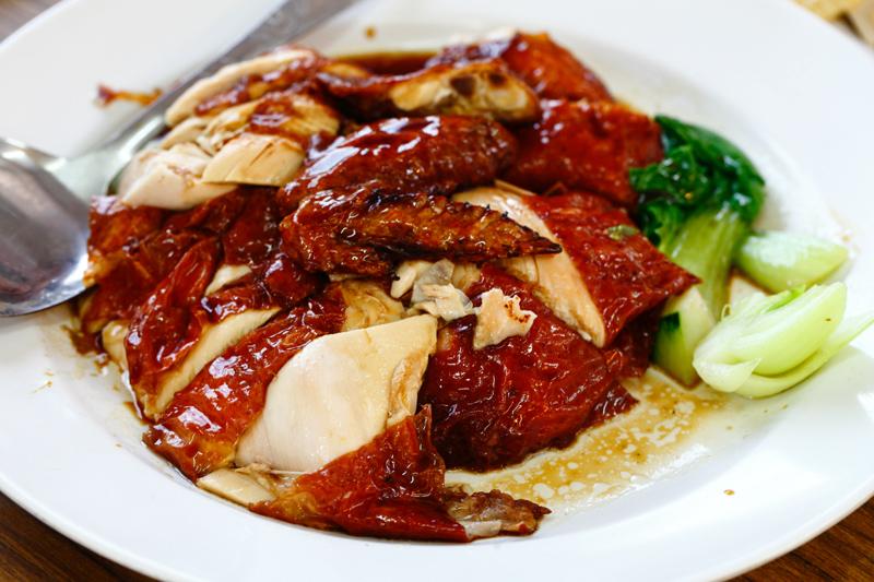 Zheng Kee Roast Chicken