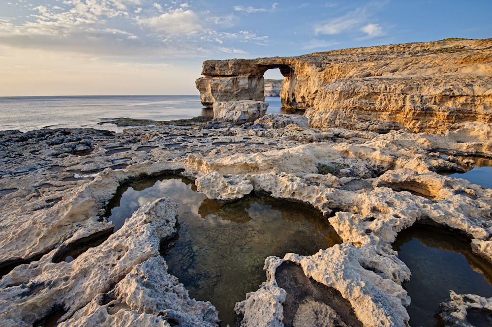 The Azure Window, Gozo | The Azure Window (Maltese: Tieqa ...