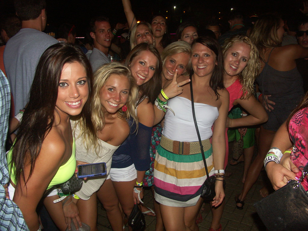 South Padre Island | Picture of: Inertia Tours Pool Party ...
