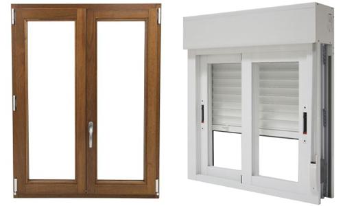 Ventana de madera y ventana de aluminio ventanas de for Ventanas de aluminio cordoba