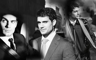 Henry Cavill for Dunhill aka Christian Grey ~ Fifty Shades | by Henry Cavill Fanpage