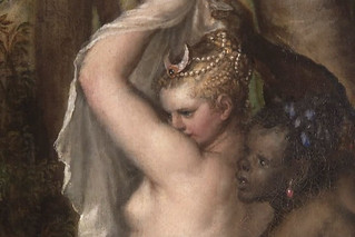 Detail from Titian's Diana and Actaeon | by Royal Opera House Covent Garden