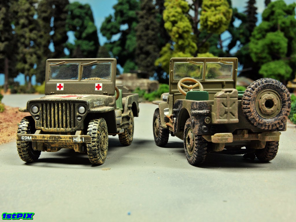 Vehicle History Report >> Jeeps: 2012 US Military Vehicle History Show | A pair of ...