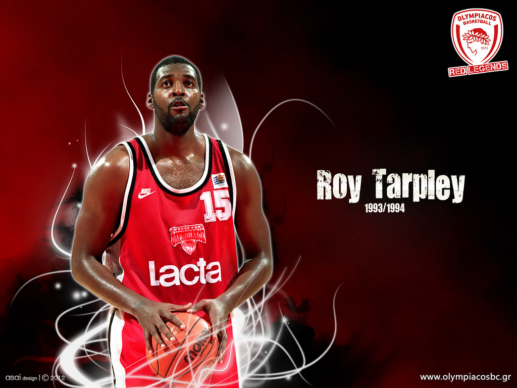 Roy Tarpley Olympiacos Basketball Club