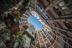 Antoni Gaudi via 12mm