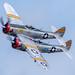 Pair of P-47's