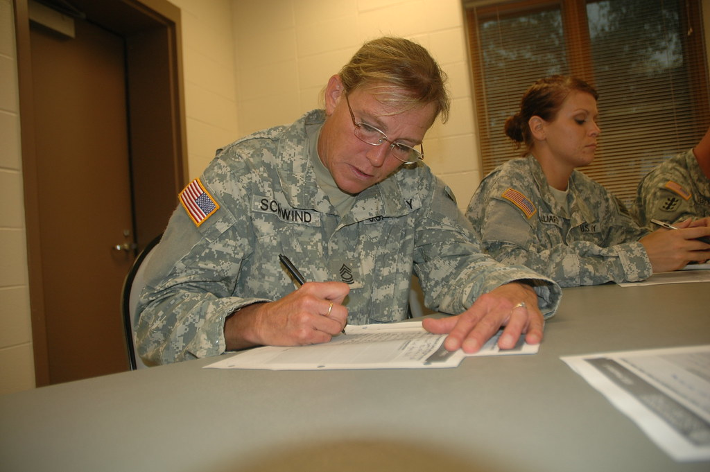 Resiliency Training Individual Study Master Sgt Darcy