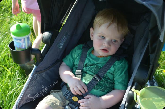 Farm walk baby style #MothersofNature