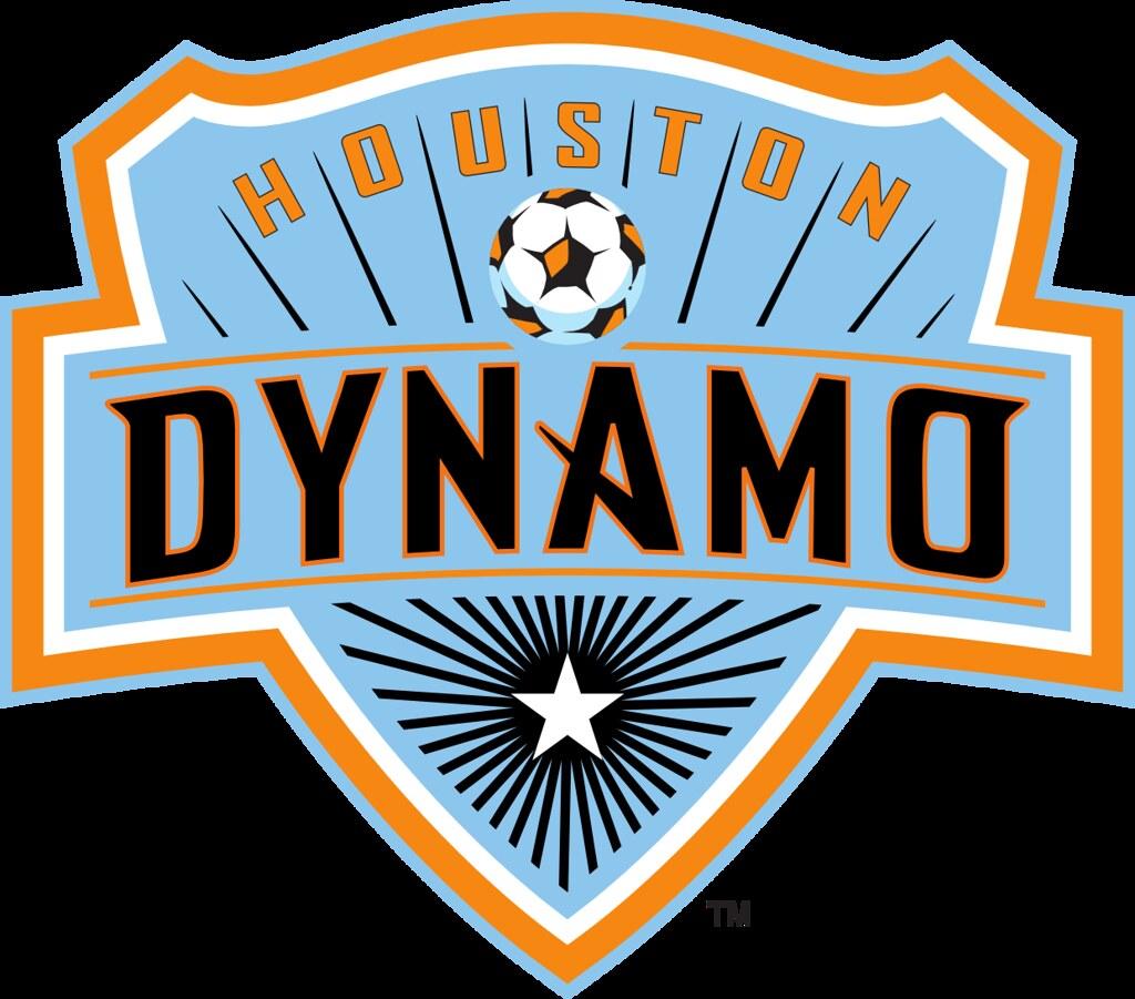 Houston Dynamo Logo Blue Redue (orange houston ...