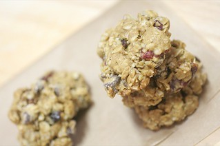 Brown Butter Oatmeal Cookies with Truvia Baking Blend | by Alli 'n Son
