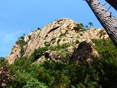 """Le """"Chemin de Paliri"""" sous Punta Russa"""