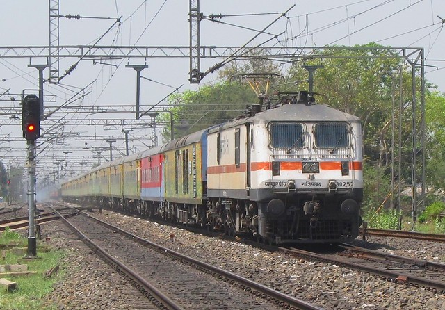 Lucknow New Delhi AC Duronto Express