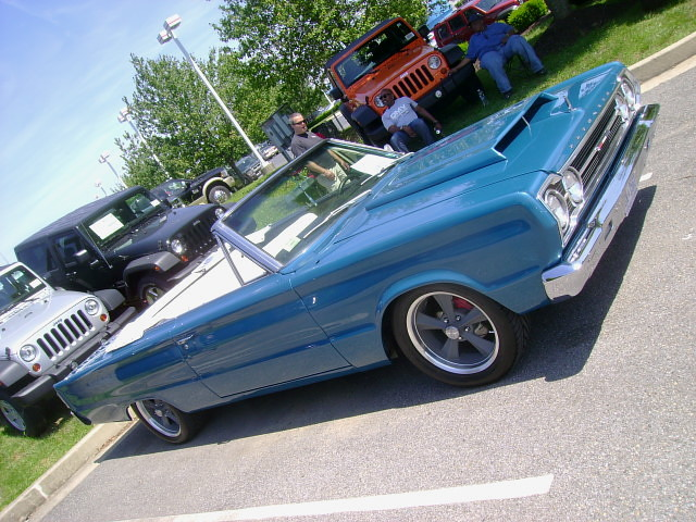 1967 Plymouth Belvedere Ii Convertible Chrysler Product