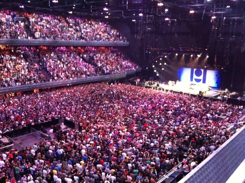 Pearl Jam, Ziggo Dome, Amsterdam, 26/06/12 | Hala Moodie ...