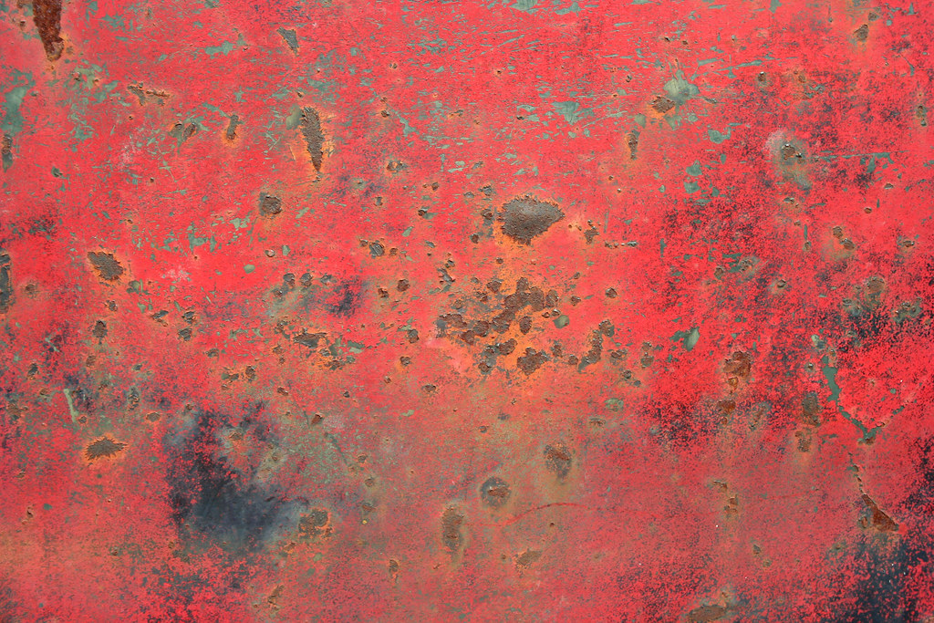 Door Rust Texture | NSRA Rally. Pueblo, Colorado 2012 ...