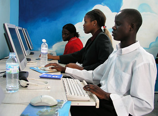 Internet cafe in Kampala | by World Bank Photo Collection