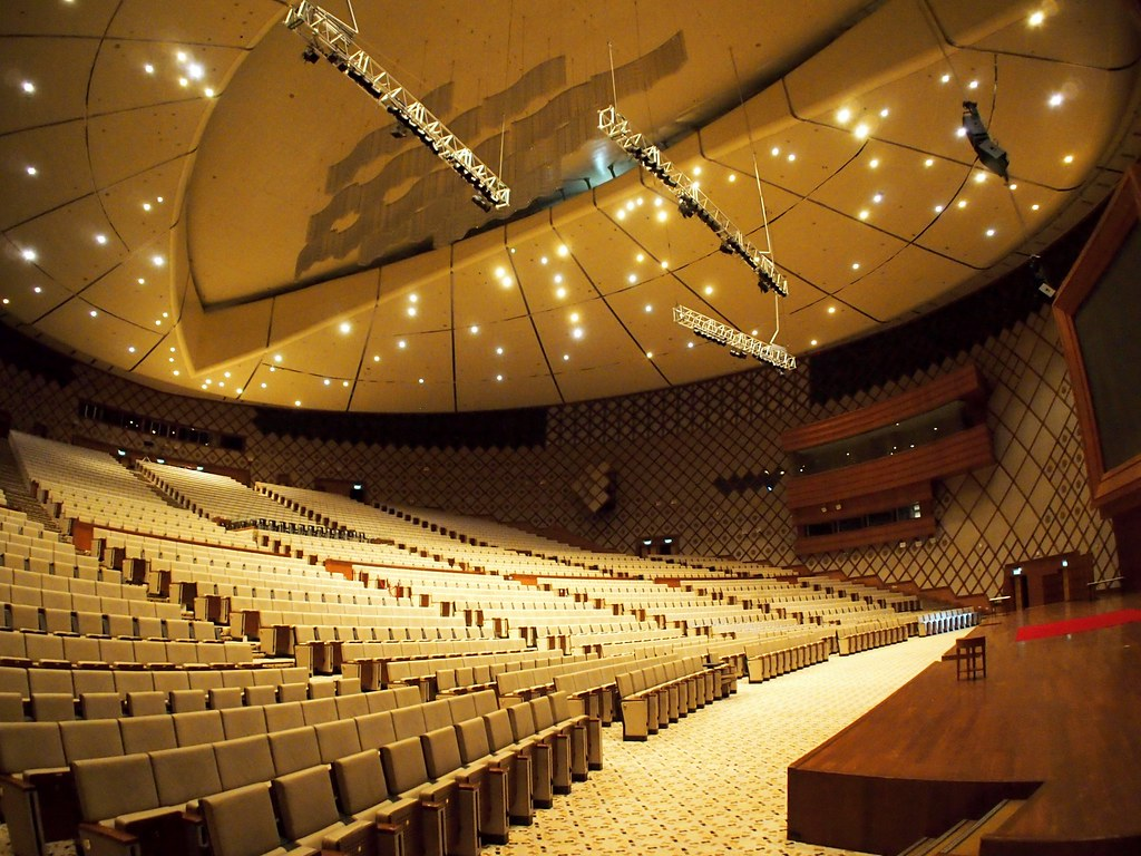 The Plenary Hall of the Putrajaya International Convention