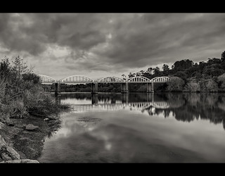 Tuakau Bridge - The Halfway Point | by Slightly Pear Shaped