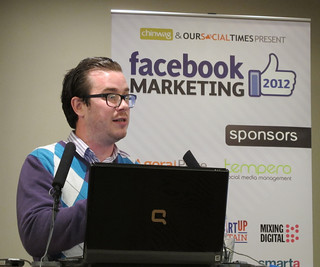 Facebook Marketing 2012 London | by oursocialtimes