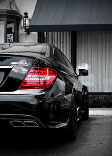 Mercedes-Benz C63 AMG Black Series [Explore; 7/28/12] | by Minhimalism