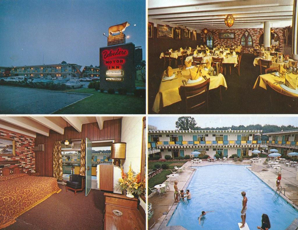 White Motor Company >> Belvedere Motor Inn Lexington Park MD   William Bird   Flickr