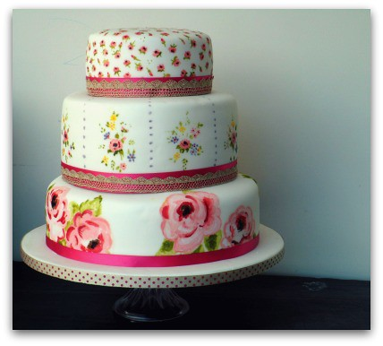 How To Cook A Wedding Cake