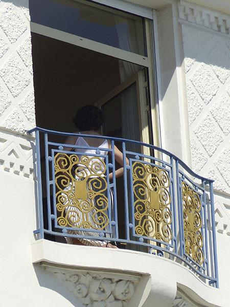 balcon du Martinez