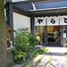 Entrance to Toraya's wagashi shop