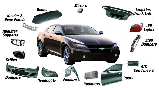 Suzuki Esteem Wagon Parts