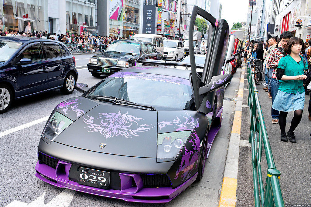 lamborghini black purple cool purple black lamborghini flickr