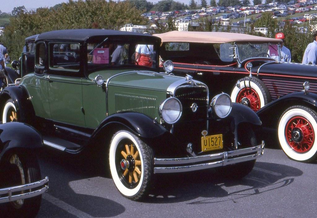 1930 Studebaker Commander 8 Coupe Richard Spiegelman