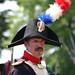 Un figurante Napoleonico