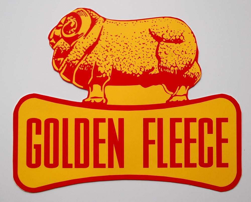 R Symbol Golden Fleece logo (do...