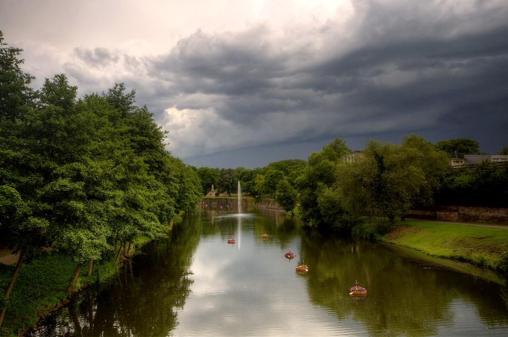 River City Ford 2 >> Saarlouis, Germany | www.wolfgangstaudt.de Saarlouis is a ci… | Flickr