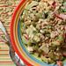summer chopped salad with feta 8