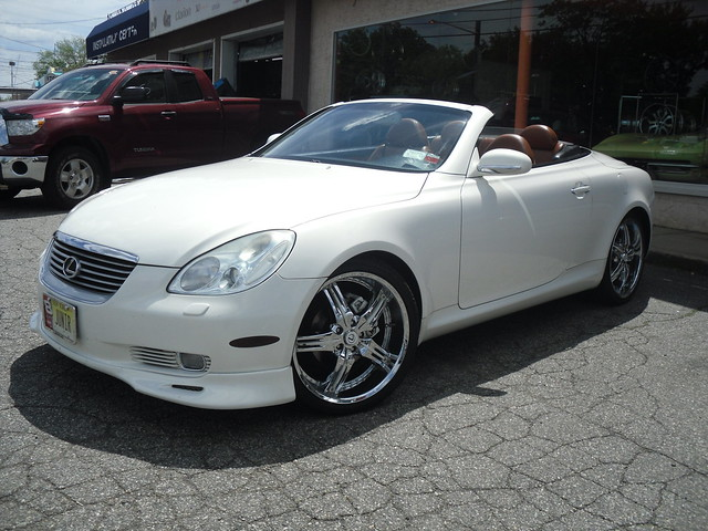 Rayco 2 Nj Lexus Sc430 Wheels Chrome Flickr Photo Sharing