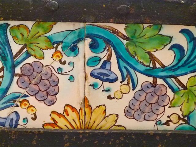 Azulejos originales del colegio del arte mayor de la seda - Azulejos originales ...