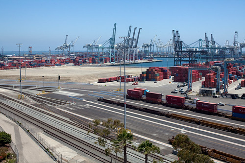 Port of Long Beach, Calif. | by Contra Costa Times