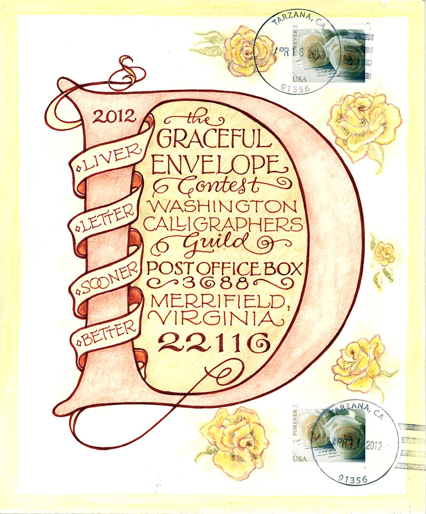 Karin Gable Reseda Ca Washington Dc Calligraphers
