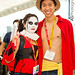 Cosplayers at Comic-con SDCC 2012
