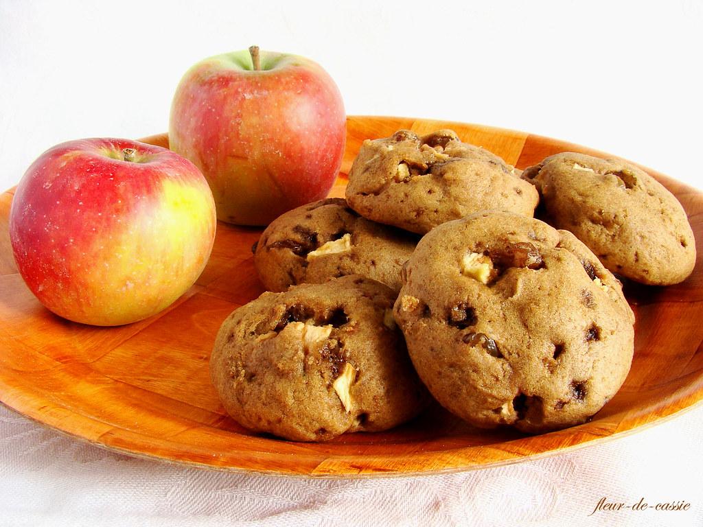 поиск, печенье с яблоком и изюмом рецепт этот писался