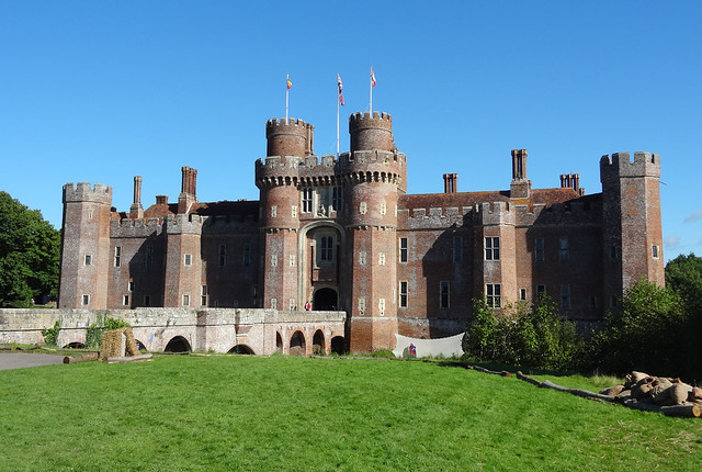 Herstmonceux Castle - University of Toronto - Learning Abroad