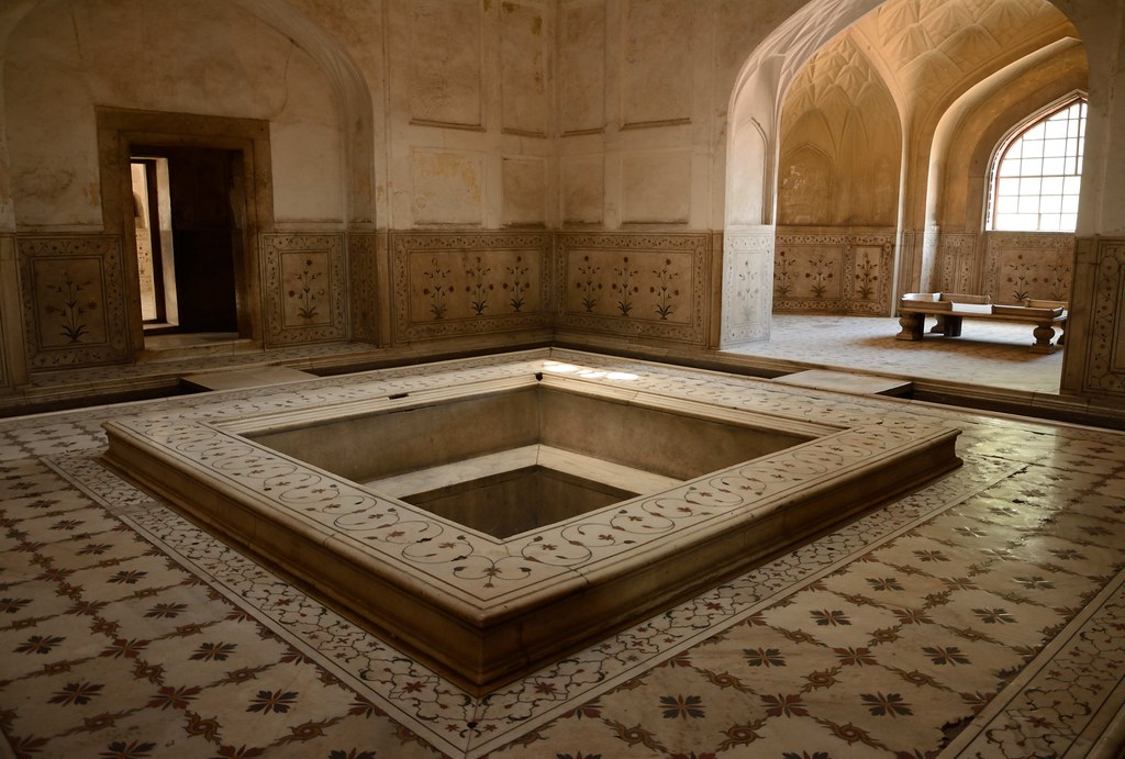 Hammam Royal Baths Red Fort Delhi One Weekend While