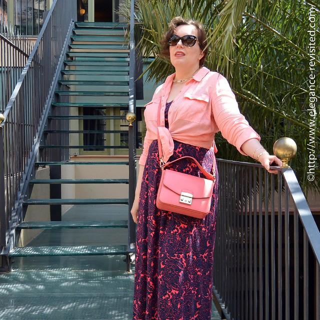 maxi dress over 40