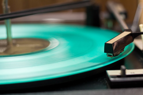Spin that vinyl | by Patrick Gensel