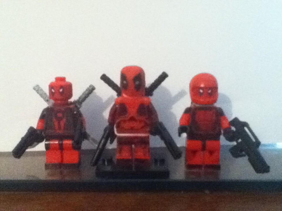 lego classic deadpool modern deadpool and combat deadpoo flickr
