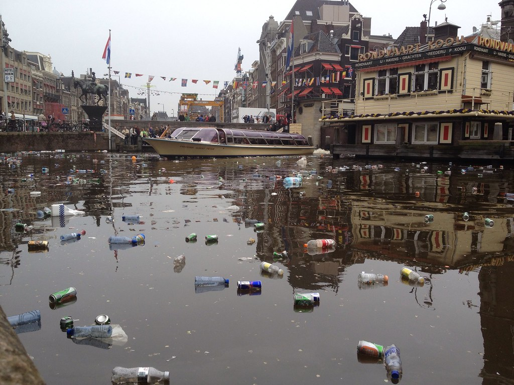 Amsterdam Canal | Cent...