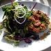 Tatar og salat